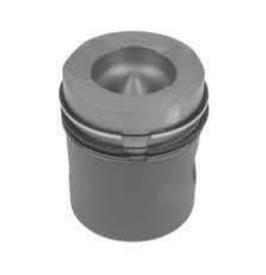 Piston With Rings