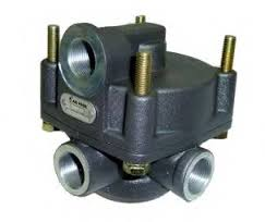 Relay Valve replaces Wabco: 973 011 000 0