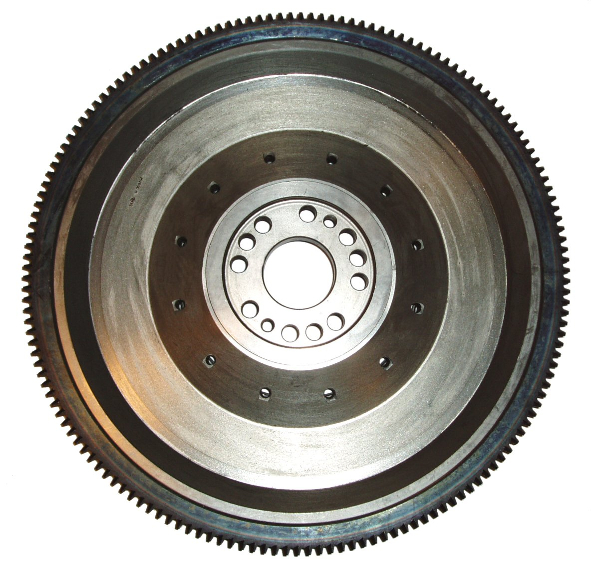 Flywheel, 163 Teeth