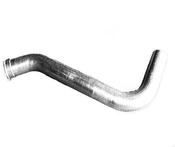 Front Exhaust Pipe L: 950 Mm