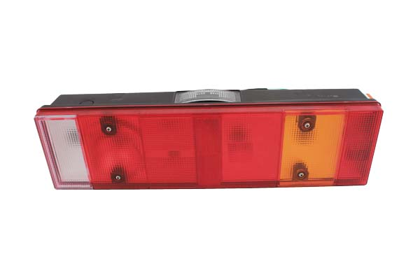 Tail Lamp, Right 5 Chamber, Replaces Hella: 2vd 008 204-141