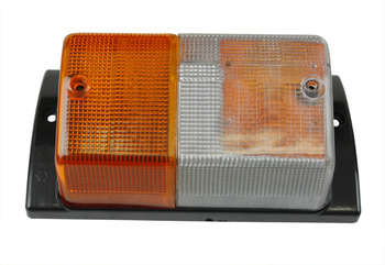 Turn Signal Lamp, Left Replaces Hella: 2be 003 649-011