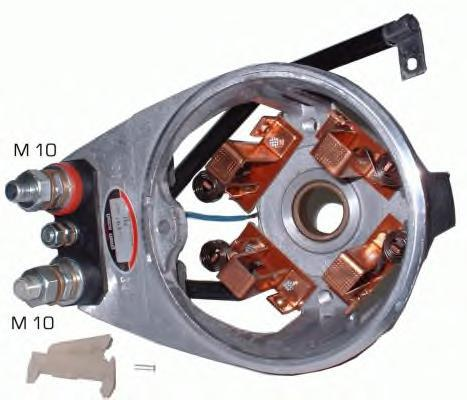 Commutator End Shield Replaces Bosch: 2 005 855 366