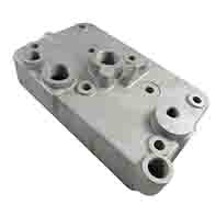 Cylinder Head, Compressor replaces Knorr: Seb01106004