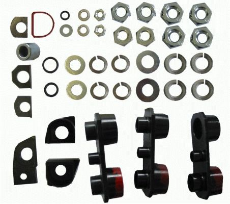 Repair Kit, Starter Replaces Bosch: 2 007 011 069