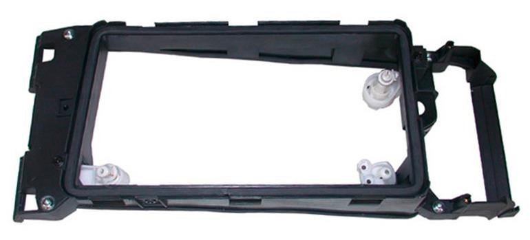 Head Lamp Frame, Left