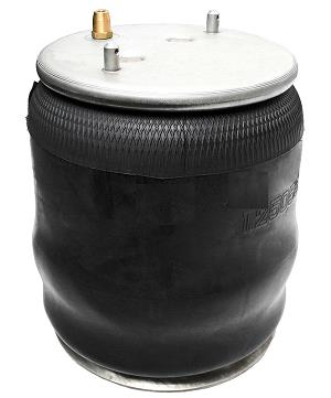 Air Spring, With Steel Piston Replaces Goodyear: 1r13-744