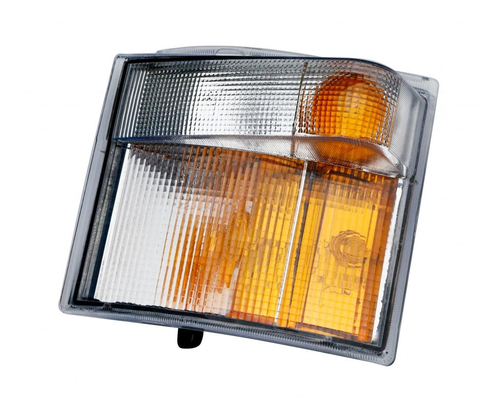 Turn Signal Lamp, Left Replaces Hella: 9el 145 103-011