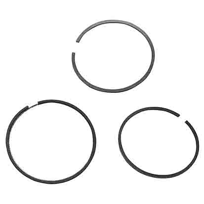 Piston Ring Kit replaces Knorr: I855570061 / Os 75,5 Mm
