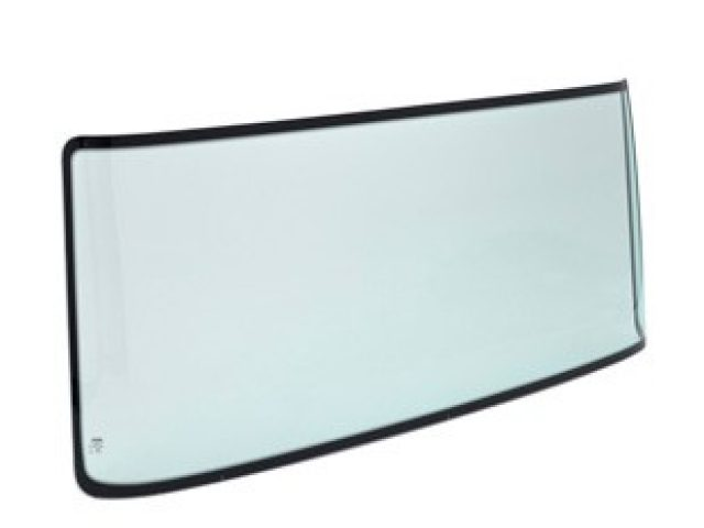 Windshield Glass, Tinted Green 7507agn