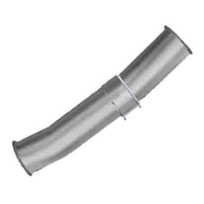 Front Exhaust Pipe L: 640 Mm