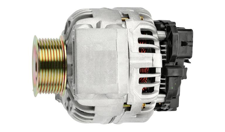 Alternator Replaces Bosch: 0 124 555 008