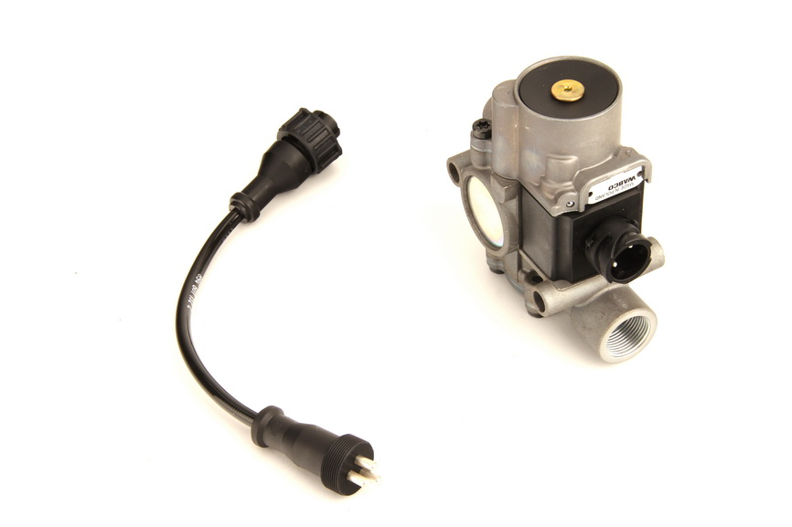 Solenoid Valve, Abs replaces Wabco: 472 195 921 2