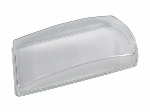 Head Lamp Glass, Left
