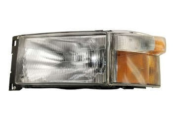 Head Lamp, Left, Right Hand Drive Replaces Hella: 1eg 007 150-111