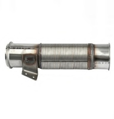 Front Exhaust Pipe L: 465 Mm