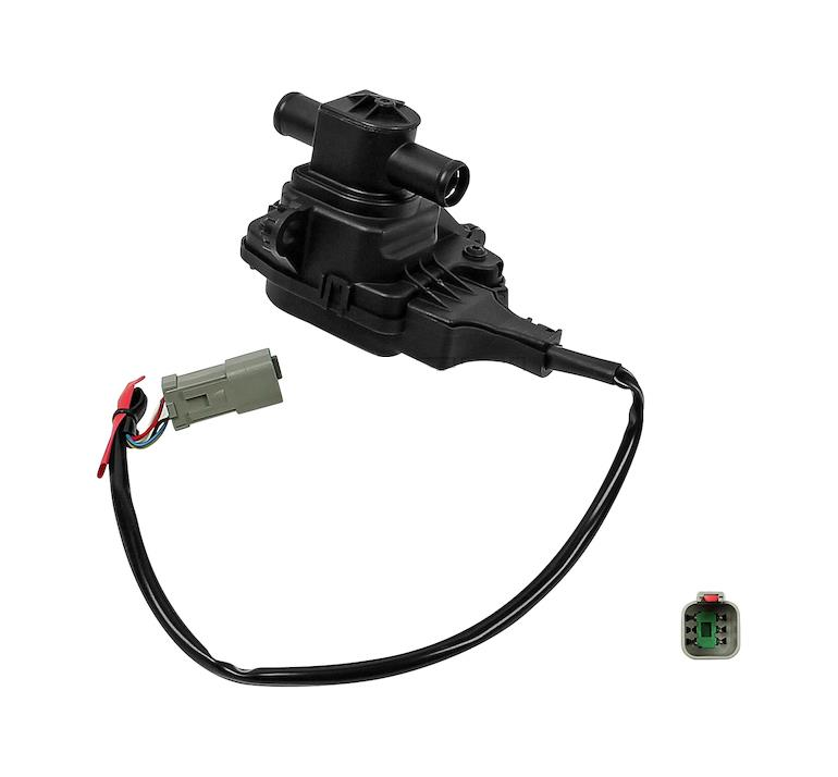 Heating Control Valve Replaces Wabco: 446 091 005 0