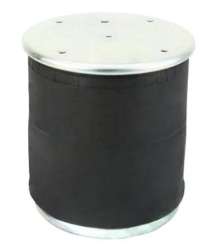 Air Spring, With Steel Piston Replaces Conti: 4813 N P07