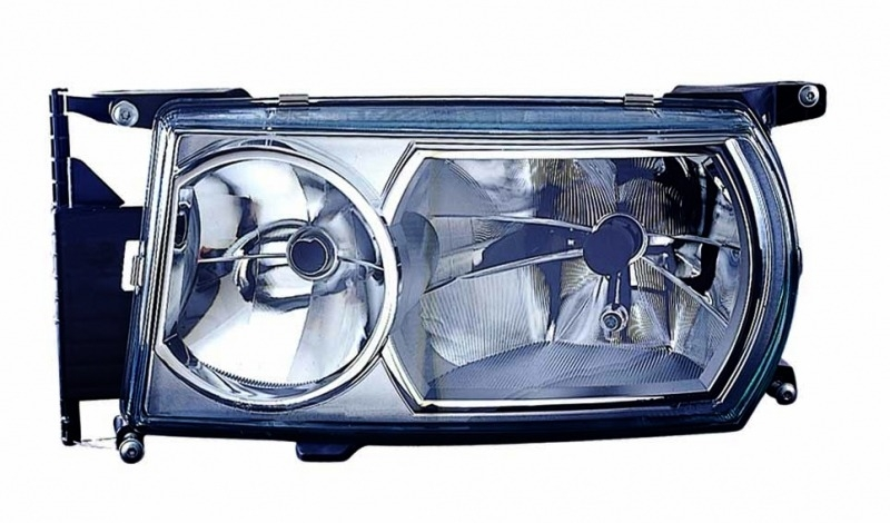Head Lamp, Left H7, Ry10w