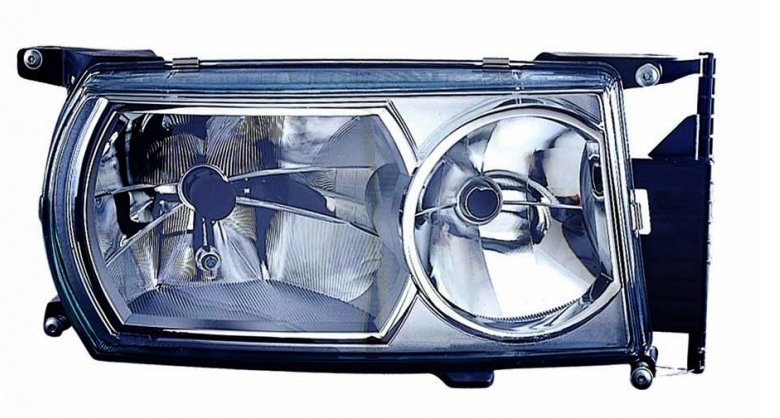 Head Lamp, Right H7, Ry10w