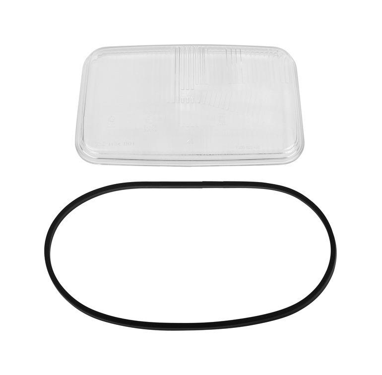 Headlamp Glass Replaces Bosch: 1 305 620 962 / H4