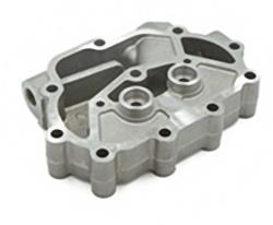 Cylinder Head, Compressor replaces Knorr: Kz645/1
