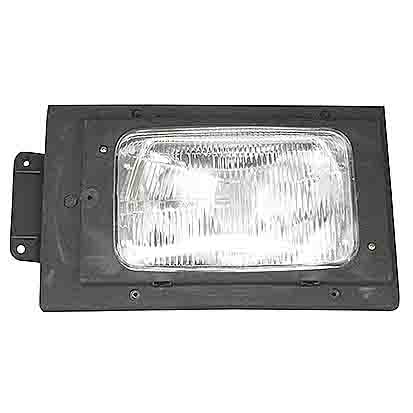 Headlamp, Left Replaces Bosch: 0 301 022 301 / Lhd / H4