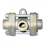 Double Check Valve replaces Wabco: 434 208 009 0