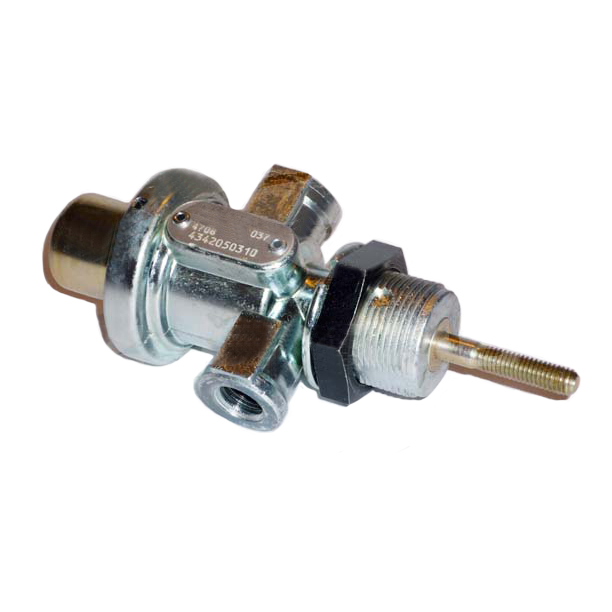 Inhibitor Valve replaces Wabco: 434 205 028 0