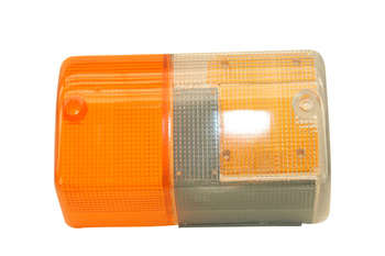 Turn Signal Lamp Glass, Right Replaces Hella:9el 123 210-005