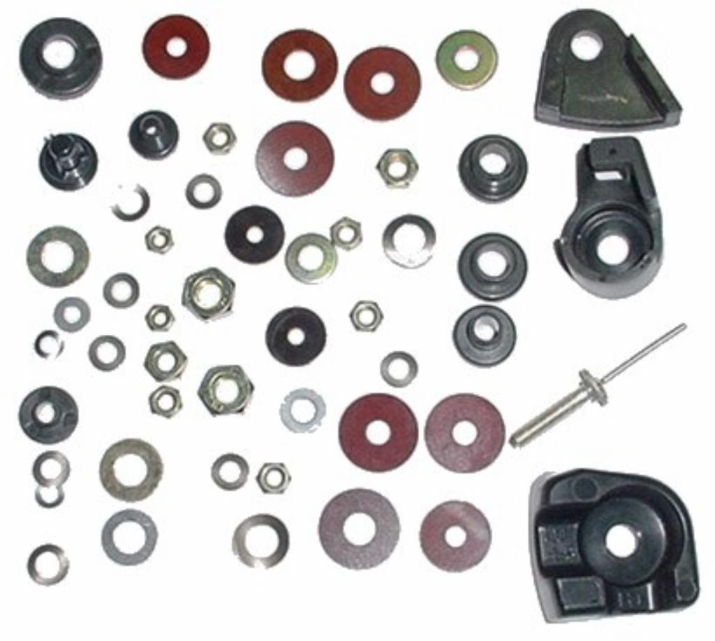 Repair Kit, Alternator Replaces Bosch: 1 127 011 071